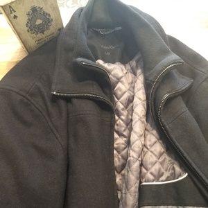 Calvin Klein Wool blend jacket
